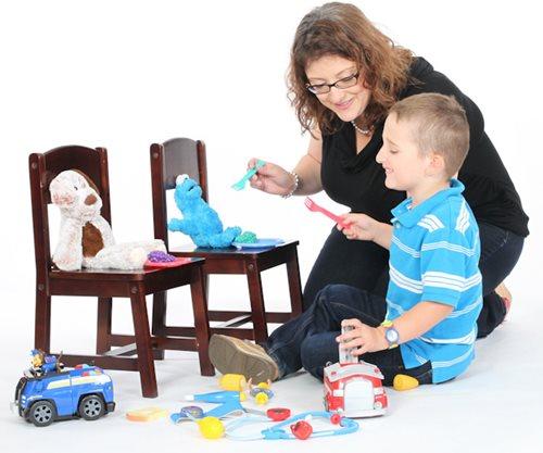 Motive pentru care ar trebui sa te joci cu copilul tau