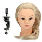 Cap practica 45cm par blond sintetic