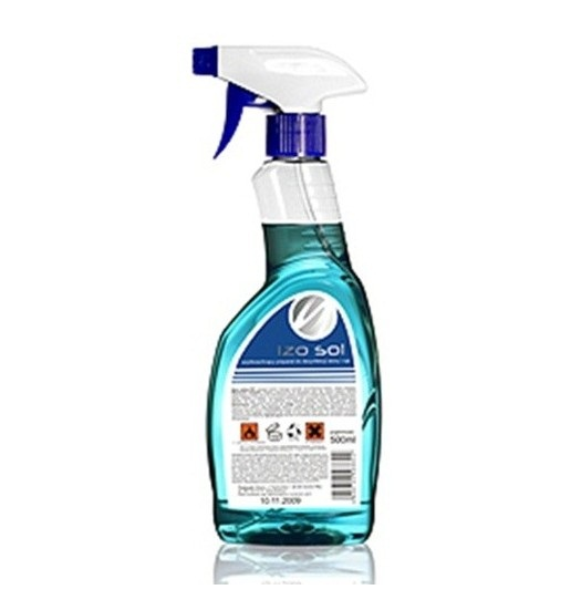 Dezinfectant maini Izosol Lila Rossa Professional 500ml