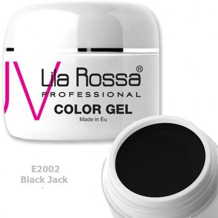 Gel color profesional 5g Lila Rossa - Black Jack