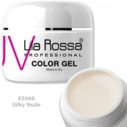 Gel color profesional 5g Lila Rossa - Silky Nude