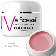 Gel color profesional 5g Lila Rossa - Viva Pink