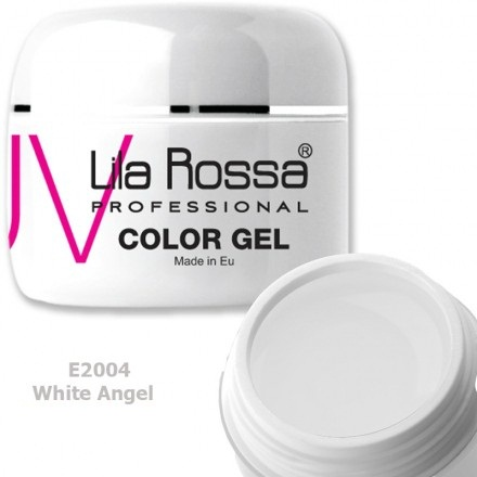 Gel color profesional 5g Lila Rossa - White Angel