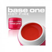 Gel color profesional 5gr Base One Hot Fire