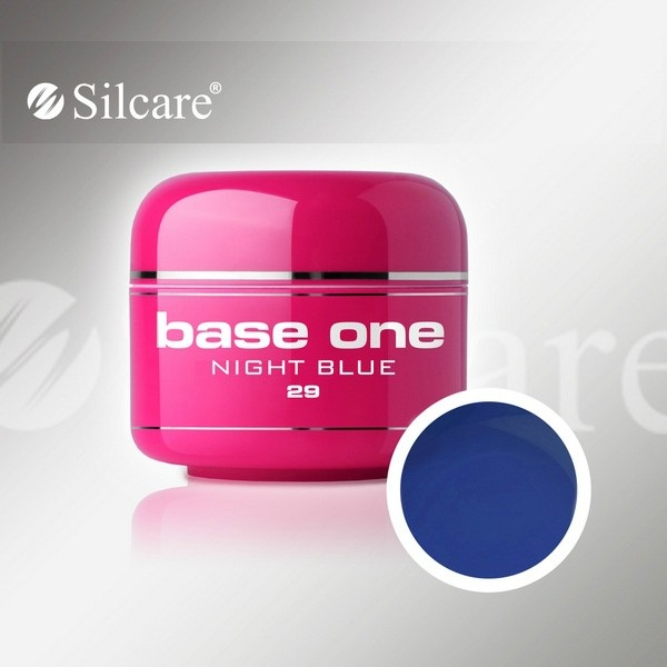 Gel color profesional 5gr Base One -Night Blue