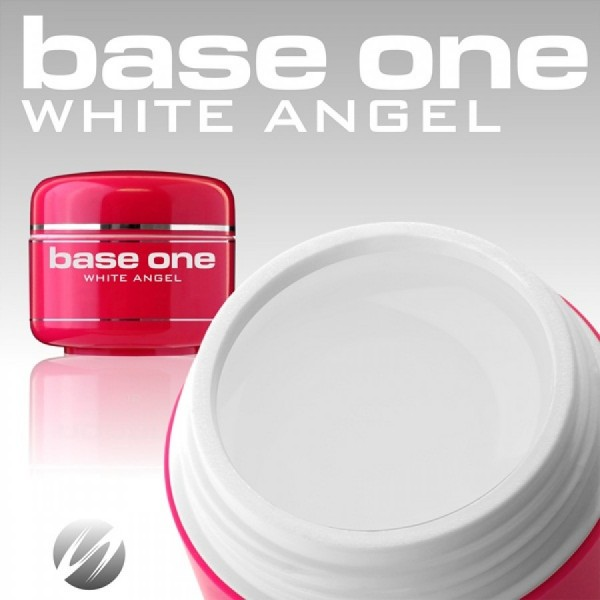 Gel color profesional 5gr Base One White Angel