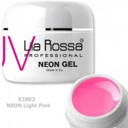 Gel color profesional Neon 5g Lila Rossa - Neon Light Pink