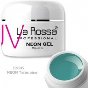 Gel color profesional Neon 5g Lila Rossa - Neon Turquoise