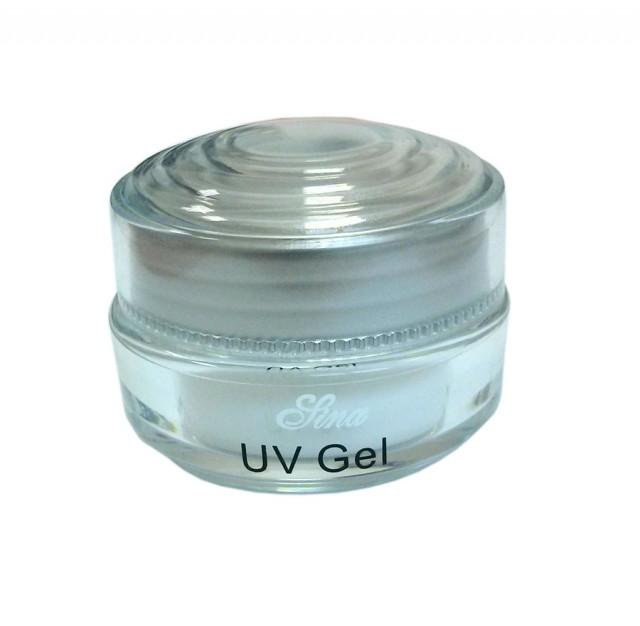 Gel UV  3 IN 1 SINA - CLEAR 15g