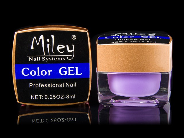 Gel UV Color Profesional - Nr.4