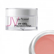 Gel UV Lila Rossa Professional French Pink 15g