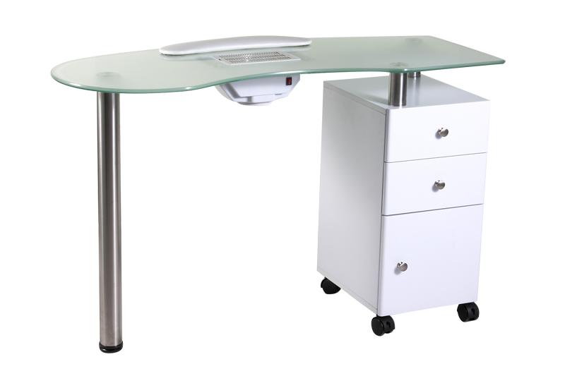 Masa pentru manichiura YM-006B cu aspirator