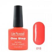 Oja semipermanenta 3 in 1 Lila Rossa Professional AM15
