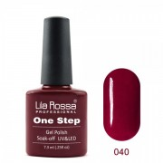 Oja semipermanenta 3 in 1 Lila Rossa Professional AM40