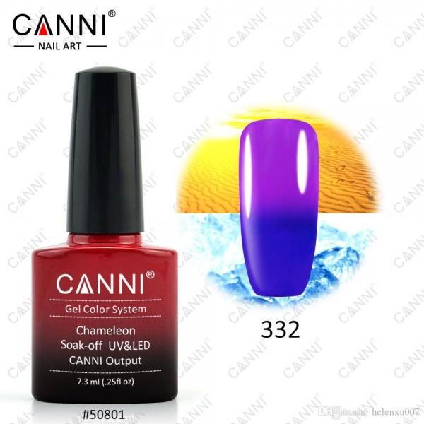 Oja Semipermanenta CANNI Cameleon 332