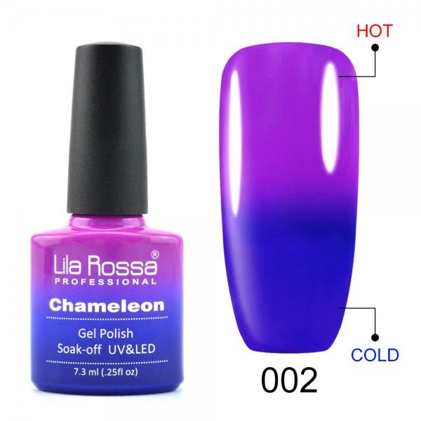 Oja Semipermanenta Lila Rossa Cameleon 02