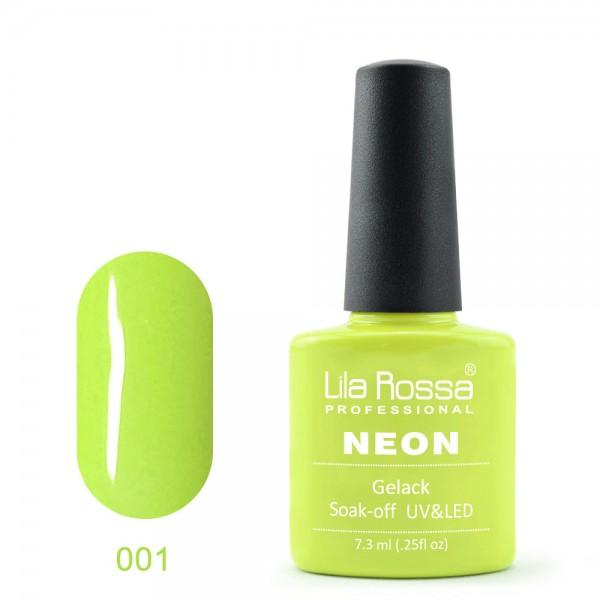 Oja Semipermanenta Neon Lila Rossa 001
