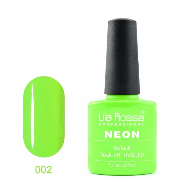 Oja Semipermanenta Neon Lila Rossa 002