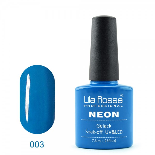 Oja Semipermanenta Neon Lila Rossa 003