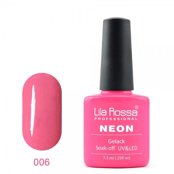 Oja Semipermanenta Neon Lila Rossa 006