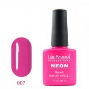 Oja Semipermanenta Neon Lila Rossa 007