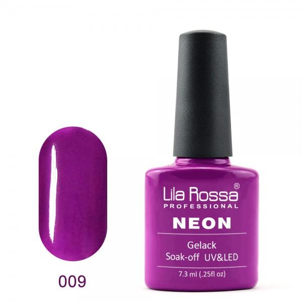 Oja Semipermanenta Neon Lila Rossa 009