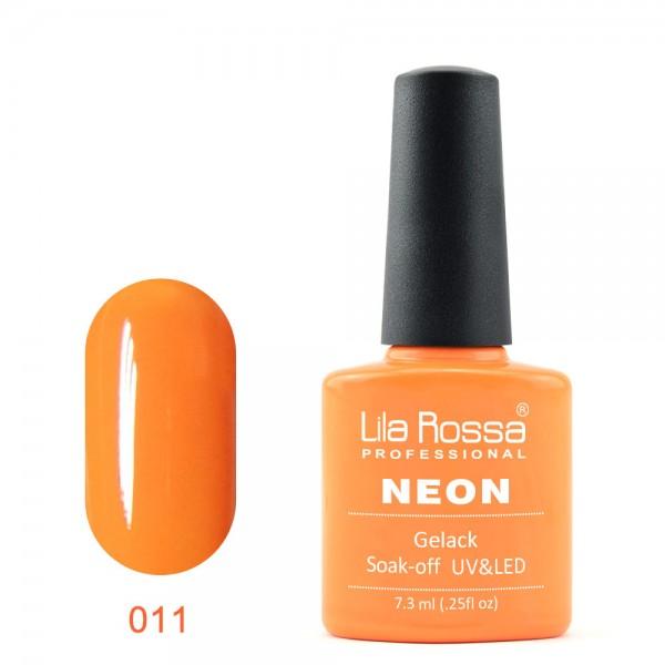 Oja Semipermanenta Neon Lila Rossa 011