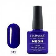 Oja Semipermanenta Neon Lila Rossa 012