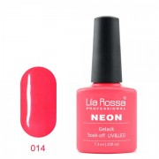 Oja Semipermanenta Neon Lila Rossa 014