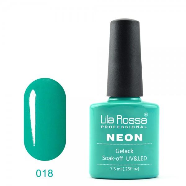 Oja Semipermanenta Neon Lila Rossa 018