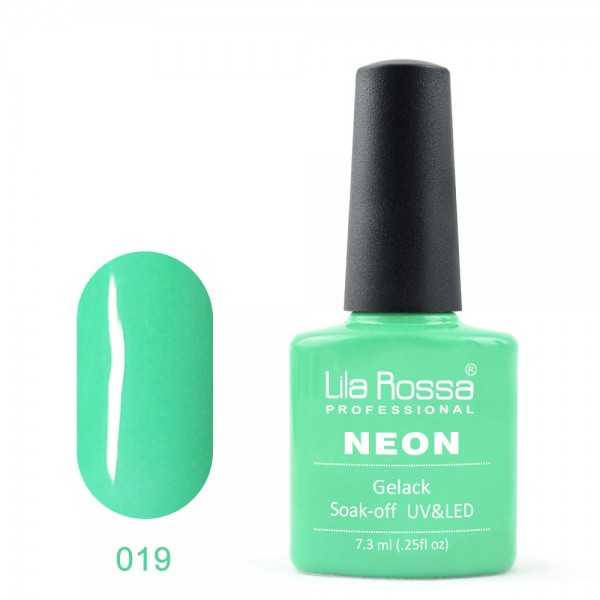 Oja Semipermanenta Neon Lila Rossa 019