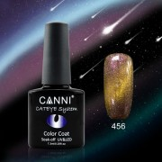 Oja soak off Canni Cameleon Cat Eyes - 456