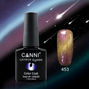 Oja soak off Canni Cameleon Cat Eyes - 453