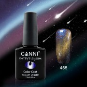 Oja soak off Canni Cameleon Cat Eyes - 455