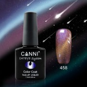 Oja soak off Canni Cameleon Cat Eyes - 458