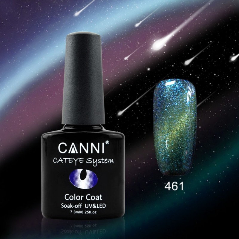 Oja soak off Canni Cameleon Cat Eyes - 461