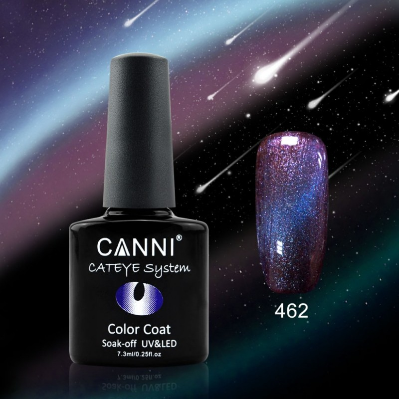 Oja soak off Canni Cameleon Cat Eyes - 462