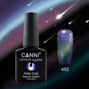Oja soak off Canni Cameleon Cat Eyes - 452