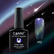 Oja soak off Canni Cameleon Cat Eyes - 452