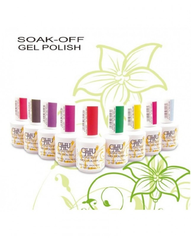Oja semipermanenta soak off Chu 15 ml