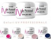 Pachet 5 Geluri UV color Lila Rossa