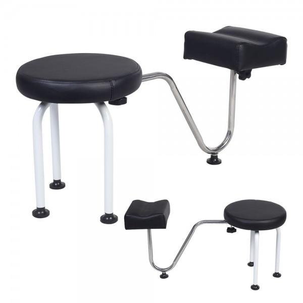 Suport profesional pentru pedichiura cu scaun